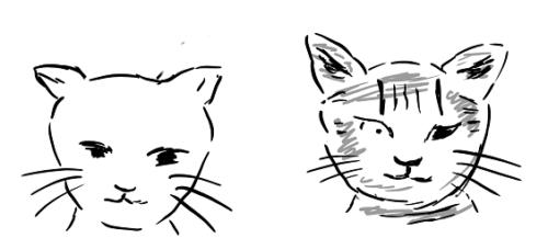 野良猫は失明してしんでいくのも多いのかも・・・